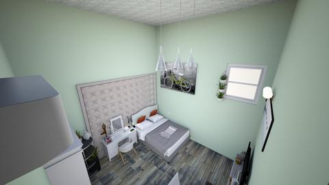 le minh  tuan - Country - Bedroom  - by letuan01