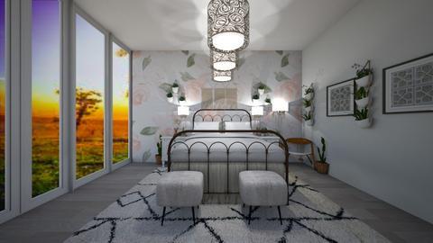 Bohemian  - Bedroom - by bryangra000