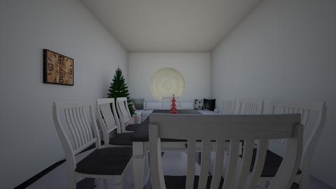 Christmas Living Room - Living room  - by Ice Pepsi Cola