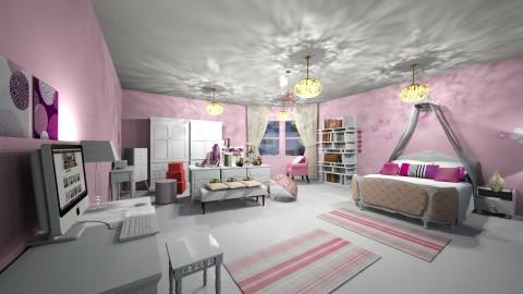 vintage fairy - Vintage - Bedroom  - by Ayesha Azhar