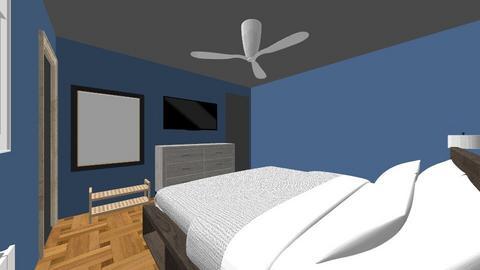 Master Bedroom - Bedroom  - by Gabe Gonzalez