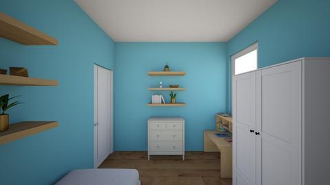 Habita - Kids room - by yo1974