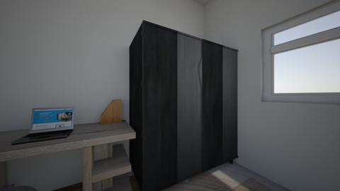 uni bedroom - Bedroom  - by annasmith2002