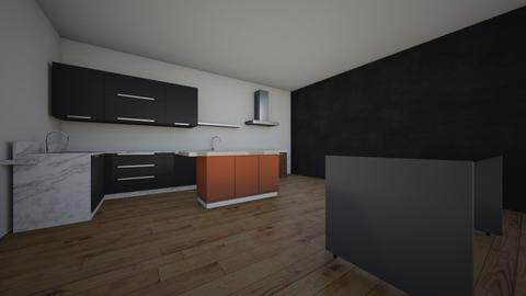kitchen - Modern - Kitchen  - by masterOBP