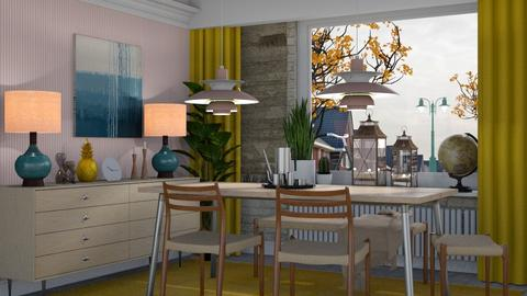 Vintage - Vintage - Dining room  - by HenkRetro1960