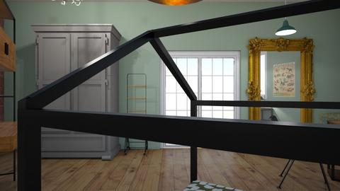 room Dreieck 17mai new - Vintage - Bedroom  - by ozgenmg_