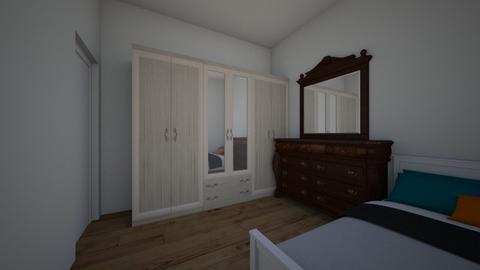 123 - Bedroom  - by dyai