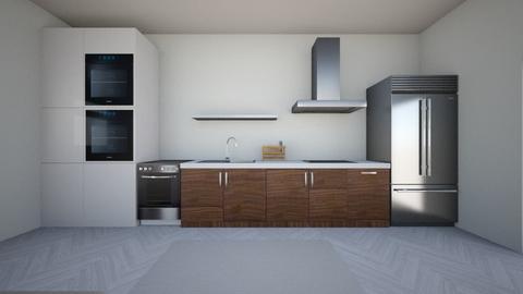 1 Kitchen - Kitchen  - by Skye Henley
