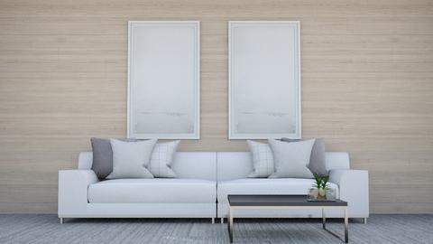 s i m p l e - Living room  - by Aristar_bucks
