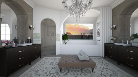 Virtual Spa - Bathroom  - by channing4