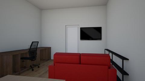 Garage Attic 2 - by getchardy