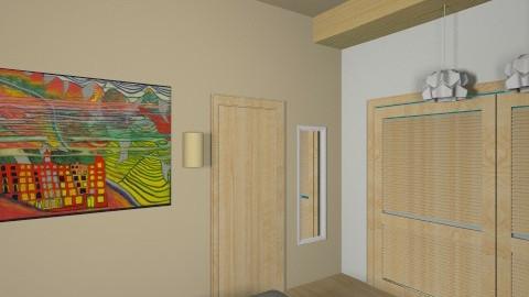 my bedroom10 - Retro - Bedroom  - by orlyme