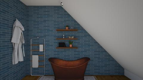 Bath - Bathroom  - by Doraisthe_nameofmydoggo12345