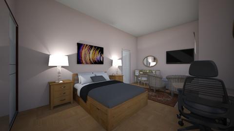 Bedroom 2 - by ashsoophian