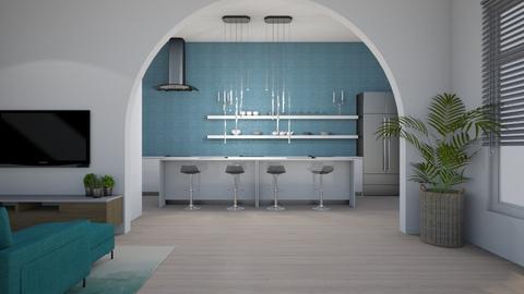 32_2 - Modern - Living room - by helsewhi