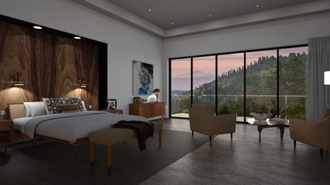 Candice - Modern - Bedroom  - by Claudia Correia