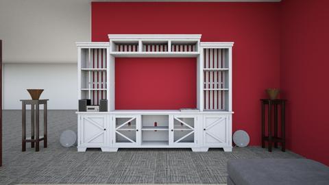 Morningside Upper Level - Classic - Living room  - by abbyfri04