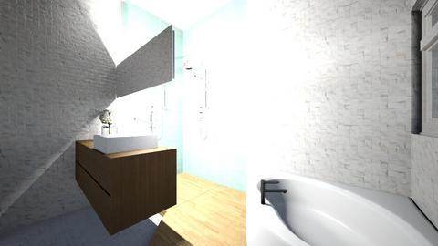 master bathroom 3 - by cindicru