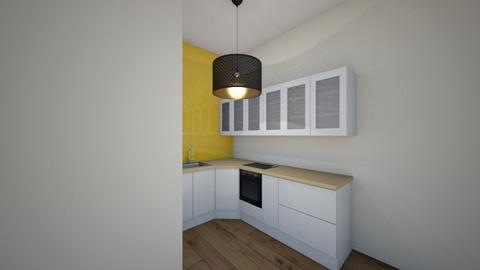 1 - Rustic - Kitchen  - by Tamara991