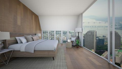 AEF - Bedroom  - by ilham2001