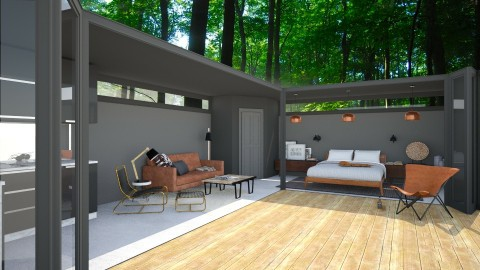 Contained Living  - Modern - Garden  - by Ryan_22_