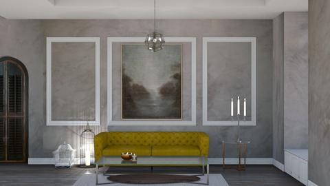 Khalwa - Living room - by yonvie