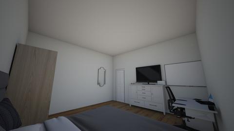 new room - Vintage - Bedroom  - by Gythe
