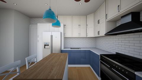 dapur2 - Kitchen  - by saiko_sid