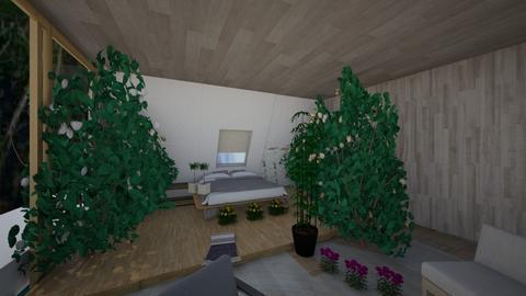 Sammi - Bedroom  - by Bravetail