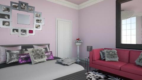 :D 2  - Bedroom  - by mydogdory