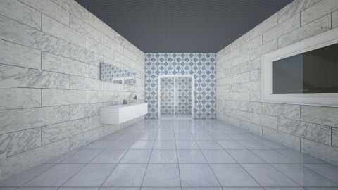 A Spa Like Bathroom - Glamour - Bathroom  - by ilovepie