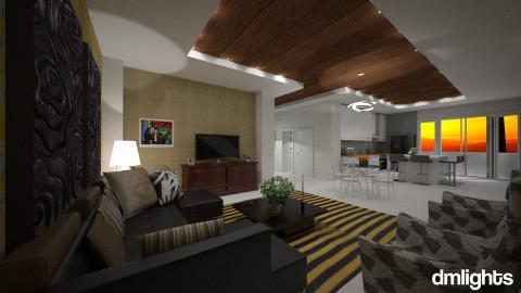 Sala  - Living room - by DMLights-user-982635
