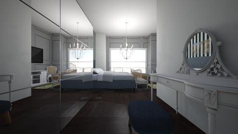 Tagroba - Bedroom  - by zahretelwady