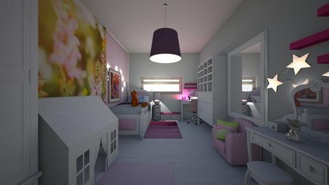 part 3_5 - Kids room  - by petrushka123