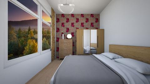 Rose - Classic - Bedroom  - by Twerka