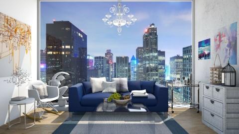 B - Feminine - Living room - by Karim Mahfouz