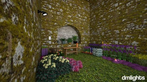 secret garden - by DMLights-user-1001197