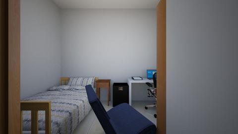 new B side 01 - Office  - by nunri