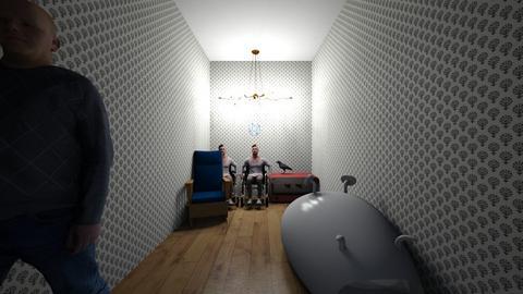 look - Kids room  - by cameronb00