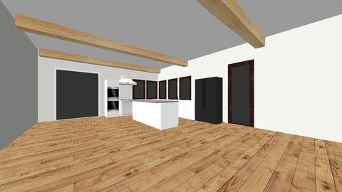 Herzog Kitchen - Kitchen  - by katezog