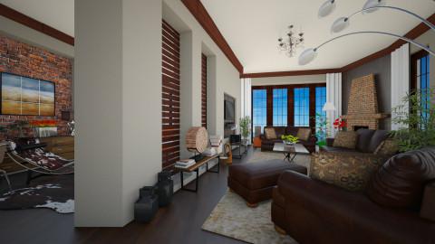 2 rooms in 1 - by Sama Elhendy