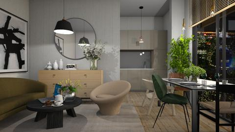 cozy - Living room  - by anamarijag00