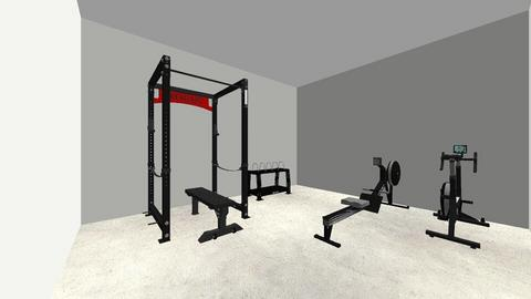 garage gym - by rogue_d104068be5ecb24cbd119bdbdfac5