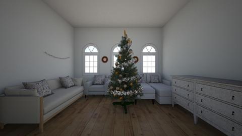 christmas living room  - Living room  - by palomino123