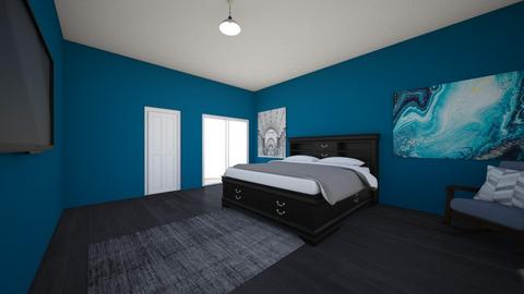 Maddox acevedo  - Bedroom  - by Cvms