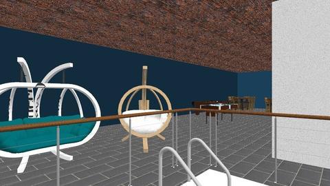 Pool Bar - Retro - by JDB