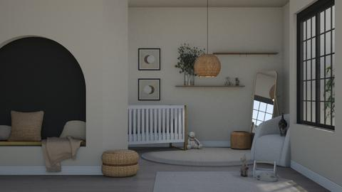 Complete  - Bedroom  - by LazyPureRain