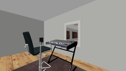 studio design - by djd2963