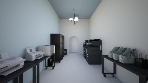 lantai 3 - Office  - by fadilaaudy