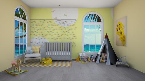 Yellow Nursery - by beach2019